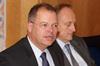 Bauernverbandspräsidenten in Ochsenfurt