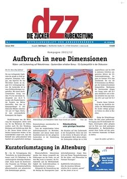 DZZ_Ausgabe_2012_Januar
