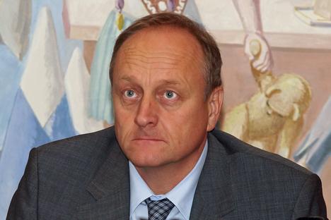 Bild:Joachim Rukwied, Präsident des deutschen Bauernverbandes